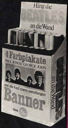 beatles poster box