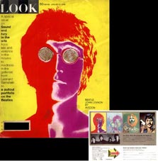 john lennon look cover